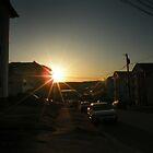 City Sunset by Eric Socia