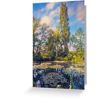 Giverny Greeting Card