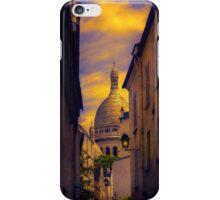 Montmartre iPhone Case/Skin