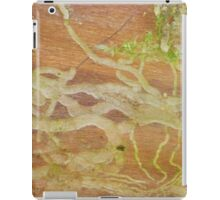 Insect meanderings iPad Case/Skin