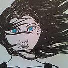 Bright blue Eyes. by XxshelbyxX