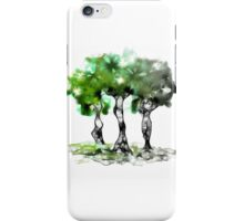 Dance of the Dryads iPhone Case/Skin
