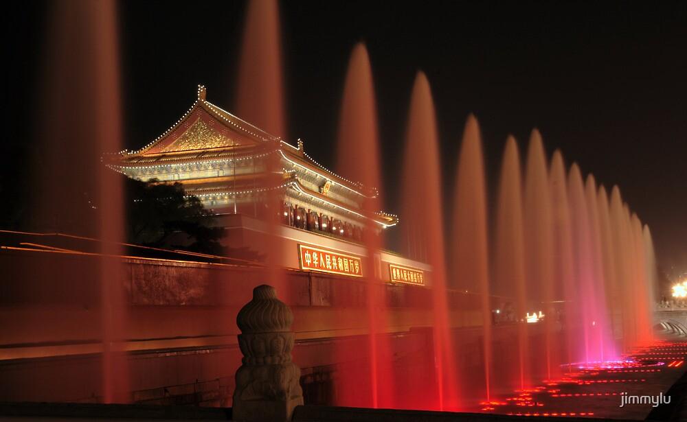 Beijing, Tian'anmen square by jimmylu