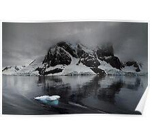 Antarctic Moods Poster