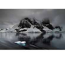 Antarctic Moods Photographic Print