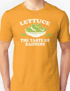 Lettuce The Taste Of Sadness T-Shirt