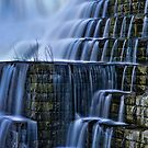 Cascading Winter Water by Jaime Martorano