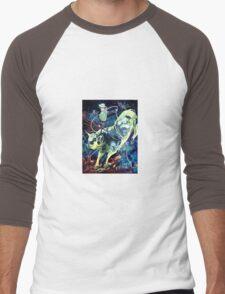 Just an Aussie Girl Men's Baseball ¾ T-Shirt
