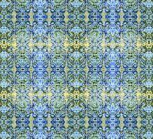 Tadpole series: 1970's sky blue shadow by Pseudopompous68