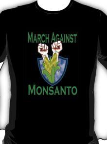 March Against Monsanto T-Shirt