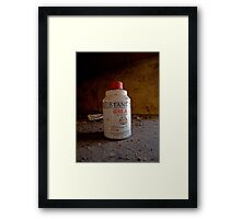 Sure-Kill Framed Print