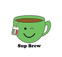 Sup Brew Photographic Print