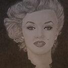 Marilyn by Lorelle Gromus