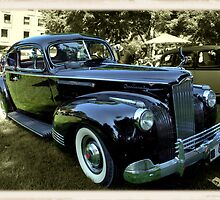 1941 Packard Club Coupe Model 120 Series 1901 by TeeMack