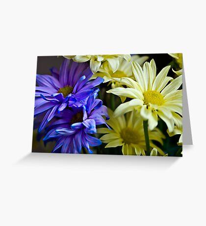 Gerber Bouquet Greeting Card