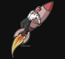 Rocket Man by Donald Smith