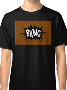 Cartoon Bang by Chillee Wilson Classic T-Shirt