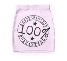 Satisfaction 100% Guaranteed by Chillee Wilson Mini Skirt