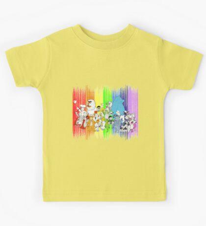 The Rainbow Connection Kids Tee