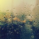 Raindrops by Sid Black