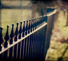 Fence No.4 by Sid Black