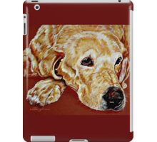 Watching Over Me iPad Case/Skin
