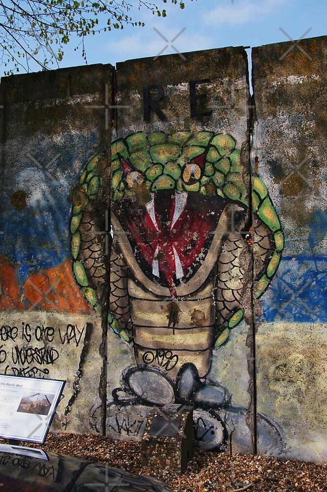 The Berlin Wall by Kim Slater