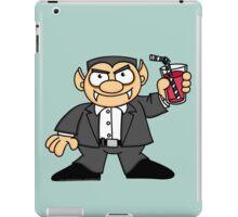 Vampire Drinking iPad Case/Skin