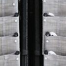 black and gray pattern by fabio piretti