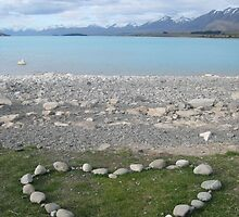 I heart NZ by Belle Morss