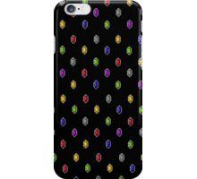 Rupees - Black iPhone Case/Skin