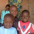 Gambian Borthers II by elisabeth tainsh