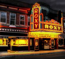 THE ROXY  by MIKESANDY