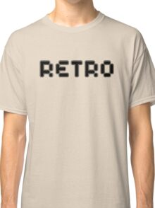 Retro by Chillee Wilson Classic T-Shirt