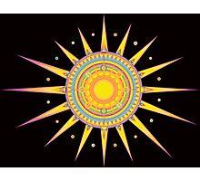 sun compass Photographic Print