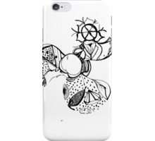 abstract blower iPhone Case/Skin