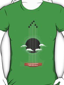 Sky Guitar T-Shirt