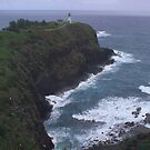 Kilauea Light House by Dennis Begnoche Jr.