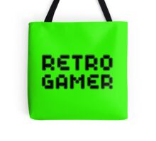 Retro Gamer by Chillee Wilson Tote Bag