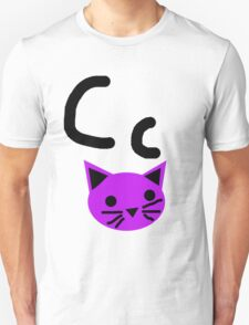 Cc for Cat T-Shirt