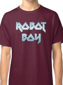 ROBOT BOY by Chillee Wilson Classic T-Shirt