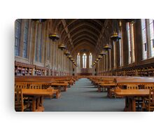 Suzzallo Library (University of Washington) Canvas Print