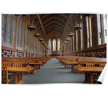Suzzallo Library (University of Washington) Poster