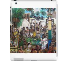 Queen's Gambit :Queen Ankhesenamun Meets the Hittites iPad Case/Skin