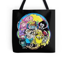 What Time It Is? Adventure Time  Tote Bag