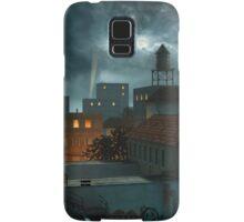 Zone Industrielle - Night Samsung Galaxy Case/Skin