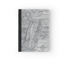 Wood Flooring... a doodle! Hardcover Journal