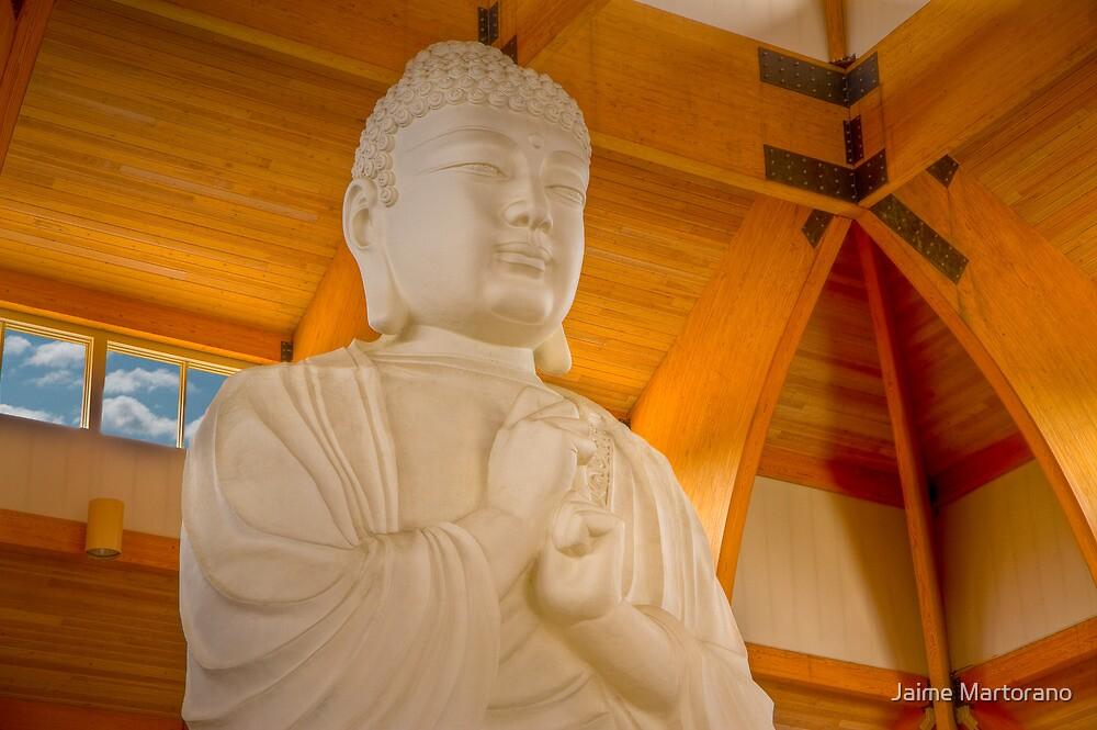 Chuang Yen Monastery Buddha by Jaime Martorano