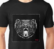 Totem Pole. Grizzly Bear Unisex T-Shirt