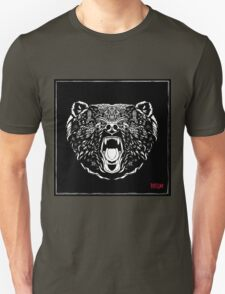 Totem Pole. Grizzly Bear T-Shirt